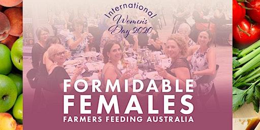 International Womens Day - Formidable Females, Farmers Feeding Australia