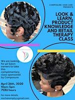 Composure Hair Care & Angel Robison