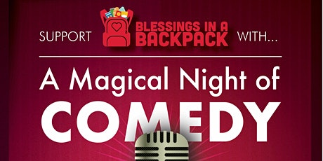 A Magical Comedy Night tickets