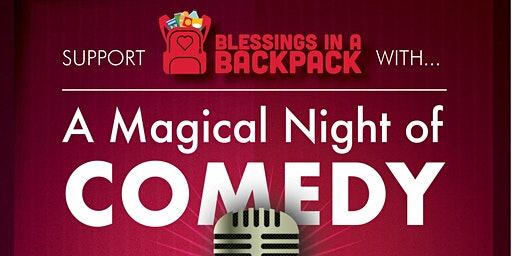 A Magical Comedy Night