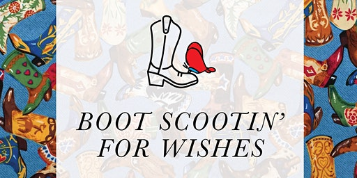 a Wish with Wings - Boot Scootin' for Wishes