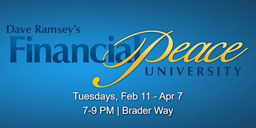 Financial Peace University at Blackhawk Church
