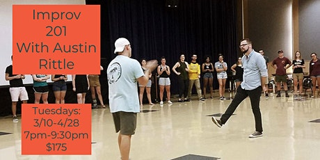 Improv 201 With Austin Rittle tickets