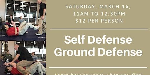 Self Defense Ground Defense