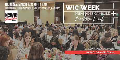 Women in Construction Week: Groundbreaking Leaders in AEC Luncheon  tickets
