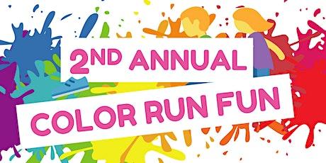 Michelson Parents Club Color Run Fun 2020 tickets