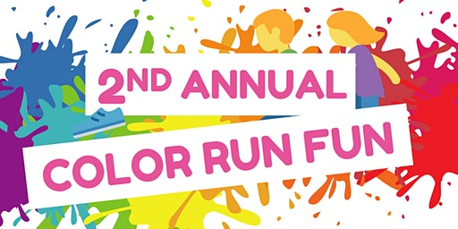 Michelson Parents Club Color Run Fun 2020