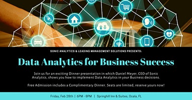 Data Analytics for Business Success