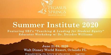 Summer Educator Institute 2020 tickets