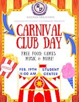 Carnival Club Day 2020