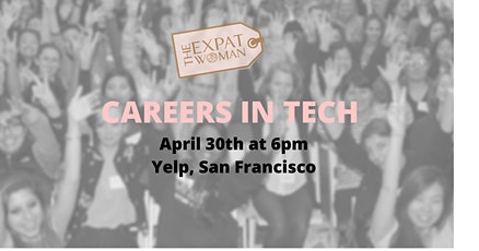 Careers in Tech Panel and Mixer tickets