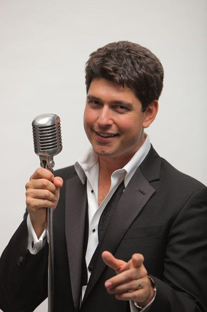 ICOC Presents: Swinging Jazz with Danny Bacher and His All-Star Band image