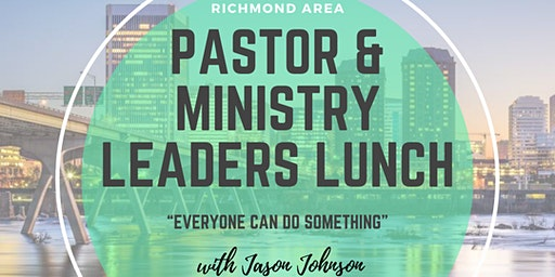 RVA Pastor & Ministry Leaders Lunch