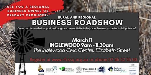 INGLEWOOD Business Roadshow
