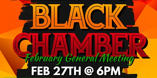 Arlington Black Chamber February General Meeting