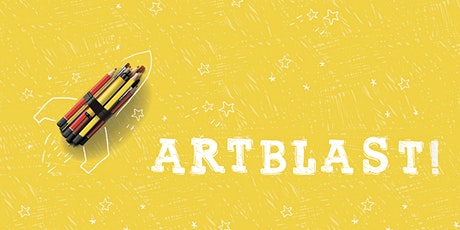ArtBlast! Children's Workshop: Space in Between - May #2 tickets