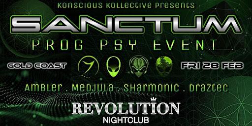 SANCTUM - Revolution Nightclub