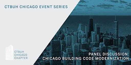 Panel Discussion: Chicago Building Code Modernization