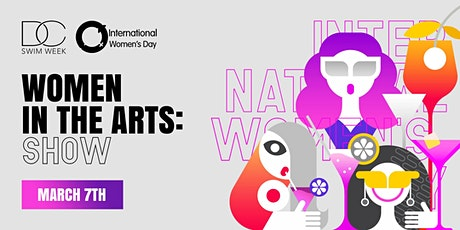 Women in the Arts Show- International Women's Day 2020 tickets