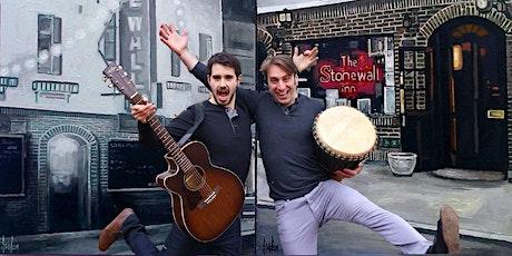 Ian & Dan Live in Concert: The Stonewall Inn tickets
