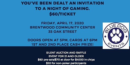 Bristow Middle School Parents Night Out Poker Fundraiser