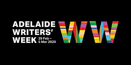 Adelaide Writer's week live streaming - Noarlunga library tickets