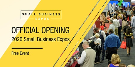 FREE Networking Launch Small Business Expos 2020 tickets