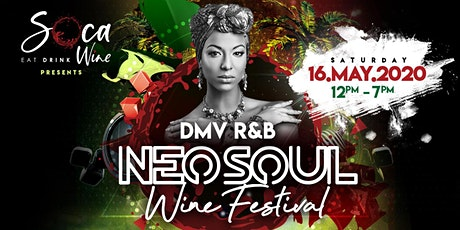 DMV R&B Neo Soul Vendor Sign-up tickets