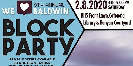 Baldwin High School Block Party