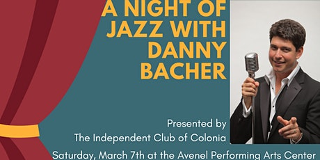 ICOC Presents: Swinging Jazz with Danny Bacher and His All-Star Band tickets