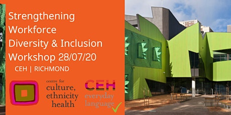 Strengthening Workforce Diversity & Inclusion tickets