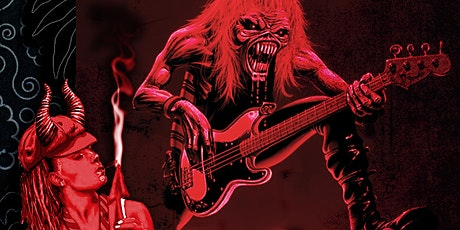 FRANKIE SCARS (Iron Maiden Tribute) & LIVE WIRE (Bonnie Scott/ACDC Tribute) tickets