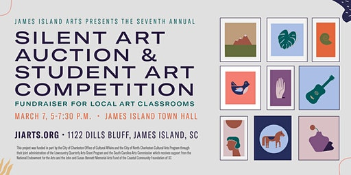 Silent Art Auction and Student Art Competition