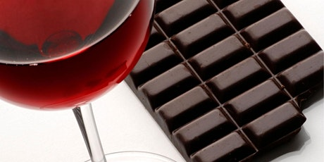 Chocolate and Wine Tasting Event tickets