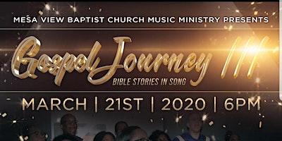 Gospel Journey III Concert
