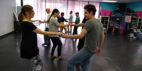 Intermediate Level Smooth Lindy Hop tickets