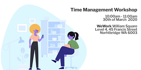 Time Management: How to Deliver in the Absence of Hard Deadlines tickets