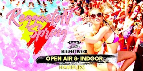 Reggaeton Spring Open Air Tickets