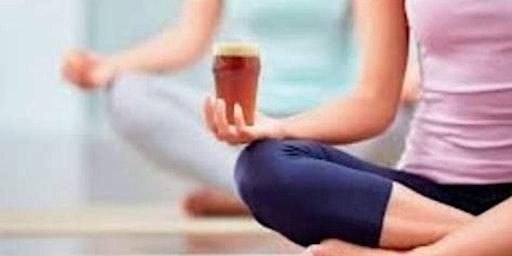 BOGA, Beer & Yoga