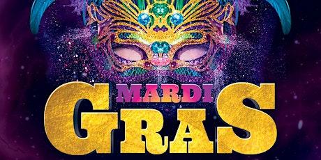 WESTCOAST MARDI GRAS tickets