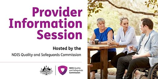 Provider Information Session, Albany