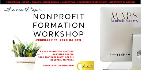 Start/Grow Your NonProfit tickets