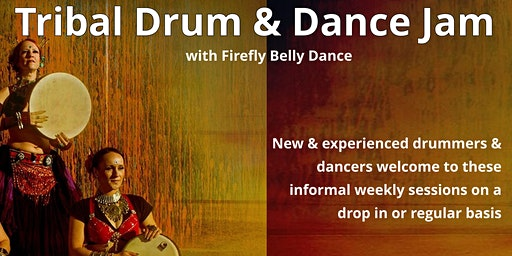 Tribal Drum & Dance Jam