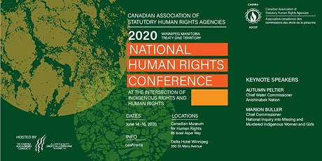 2020 CASHRA National Human Rights Conference tickets