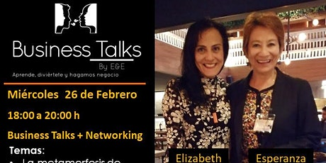 Business Talks E&E boletos