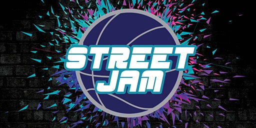 Street Jam basketball signup