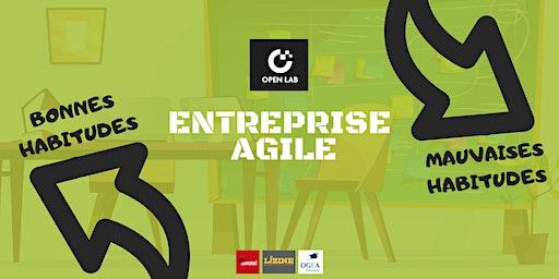 OpenLab - Des habitudes clés pour développer l'agilité de votre entreprise