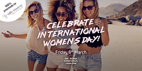 Celebrating International Women's Day 2020 with special guests tickets