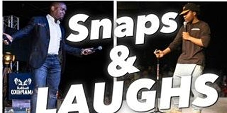 Snaps & Laughs Baltimore (8pm) tickets
