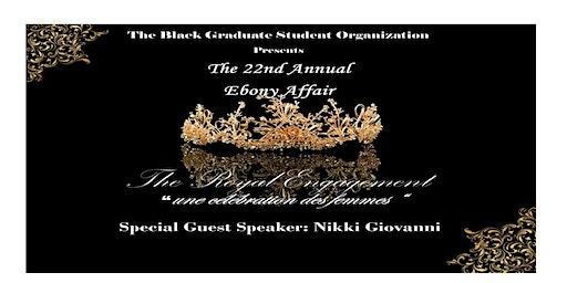 The 22nd Annual Ebony Affair